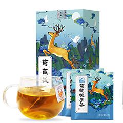 亦舒堂菊苣梔子茶