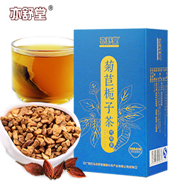 亦舒堂菊苣栀子茶