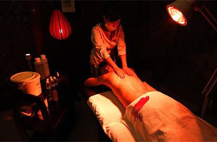 按摩神庭穴有助排除男性身体压力