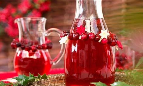 每天2杯蔓越莓汁 降低心脏病风险