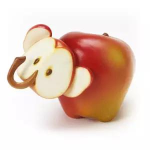 歪果仁把水果都玩坏了,要不要这么呆萌搞笑