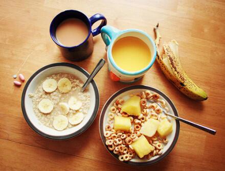 不吃早餐真会胖? 3款助减肥茶饮推荐