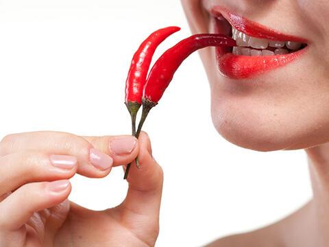 湿气重的人,可以多吃点辣椒祛湿