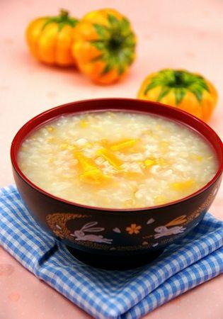秋季养胃不妨喝喝健脾养胃粥
