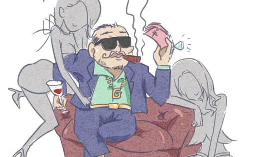 【漫画】国庆假期给玛卡放个假吧