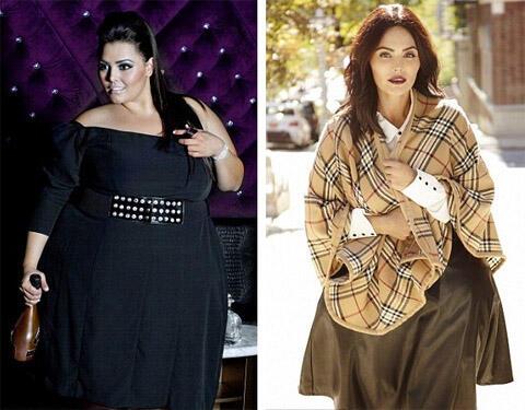 励志!370斤女模怒减180斤,不挨饿也能瘦8大饮食对策揭秘