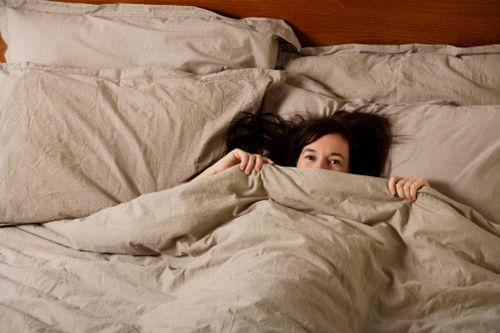 偶尔失眠不必过分忧虑,调理一下即可