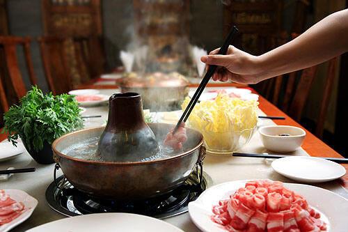 不同人群火锅吃法大不同