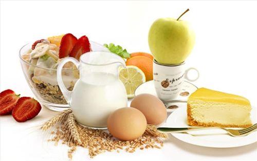 营养早餐包含这4要素 活力一上午健康一生