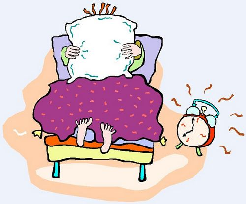 感觉很困很累但是睡不着怎么办