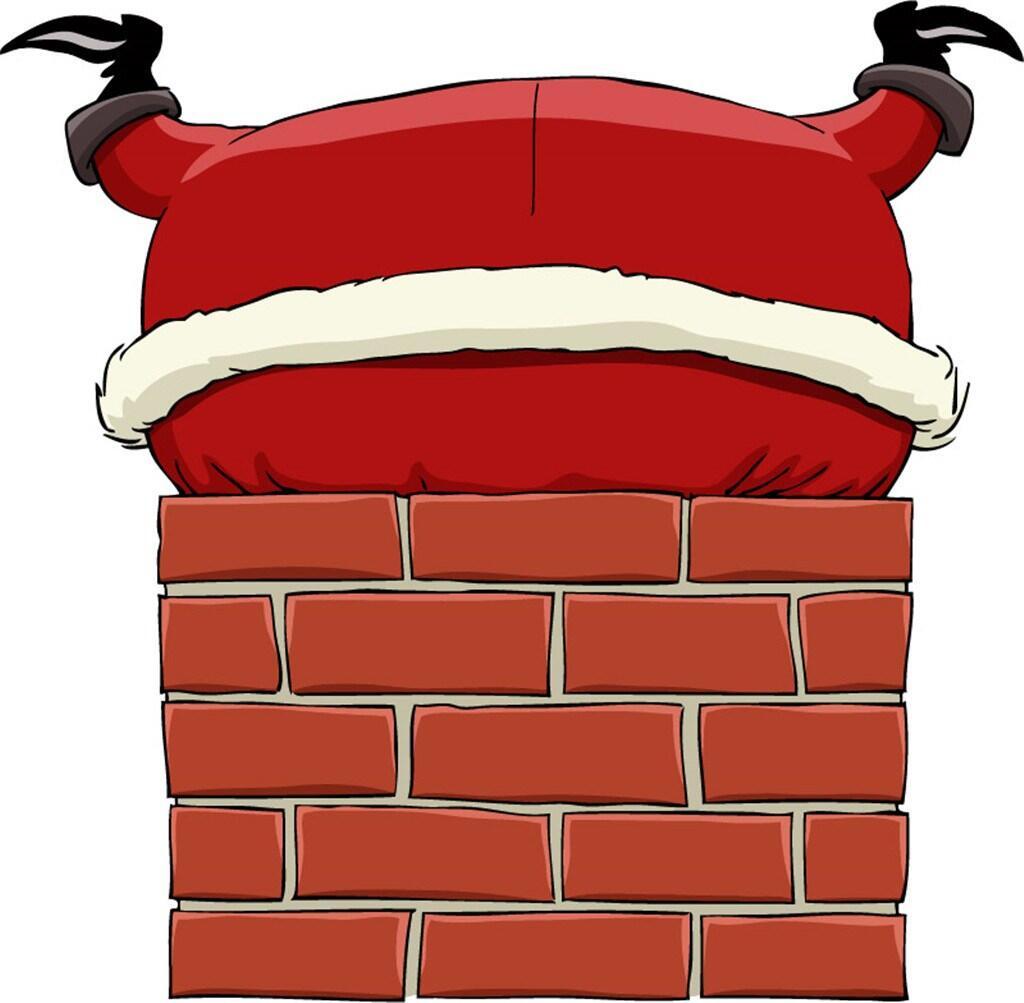 圣诞老人胖到被卡烟囱里?告诉你3个不发胖的饮食准则