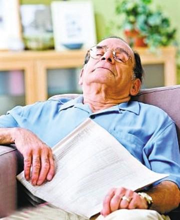 老年人不用睡这么多吗?谁告诉你的