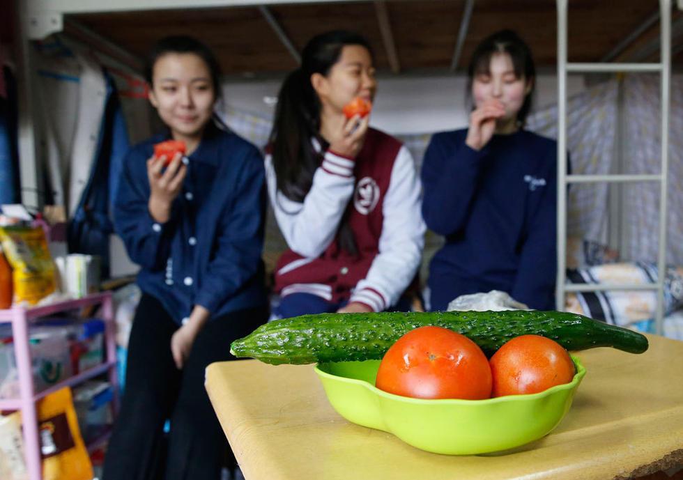 为考空姐,青岛退伍女孩2个月减十几斤!冬季正是减肥时