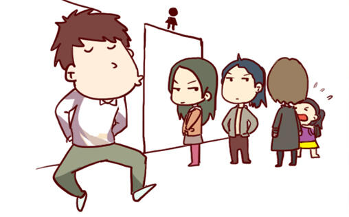 【漫画】传说这些感受,只有女生才懂