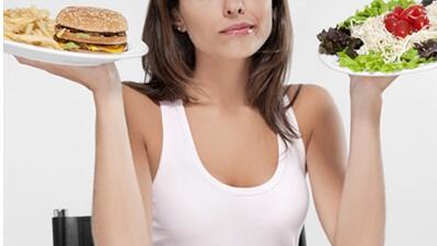 不吃主食真能减肥?