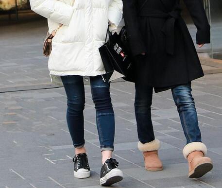 学韩剧女主露脚踝穿衣是时尚?当心!这些部位不能冻