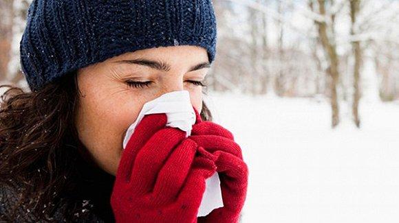 寒潮来袭!冻到快结冰!遭遇感冒怎么办