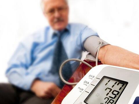 专业地说,老人血压多少才算高