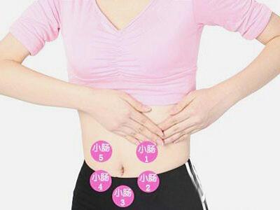节后清肠:减食+导引按摩