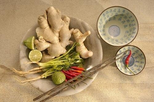食物搭配着吃 有助预防感冒