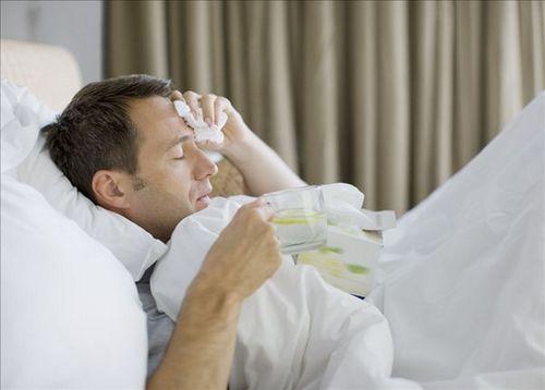 男人失眠危害大 可能致性功能障碍
