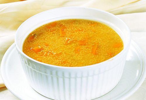 小米粥搭配这些食材居然可以治病