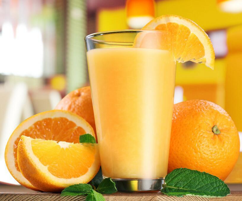 喝杯橙汁 帮助降血压减少中风