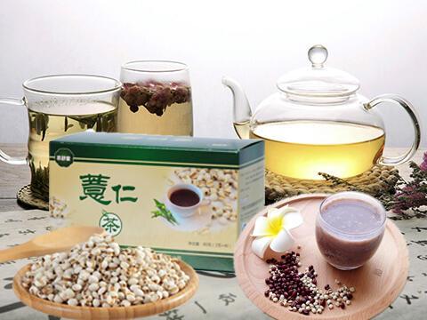 体内湿气重喝什么茶可以祛湿?