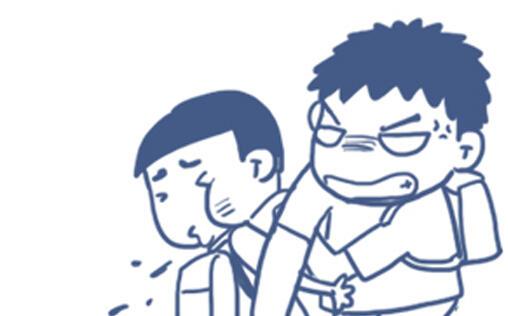 【漫画】天天被不同班级同学欺负怎么办