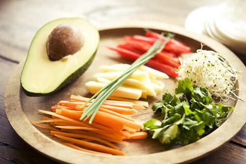 缓解痛经吃什么食物好 试试吃素