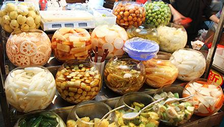 保健须知:菜炒八分熟最养护肠道