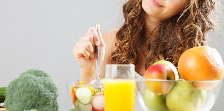 女性饮食这些营养元素不能少