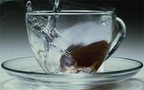 减肥喝桑叶荷叶茶有用吗