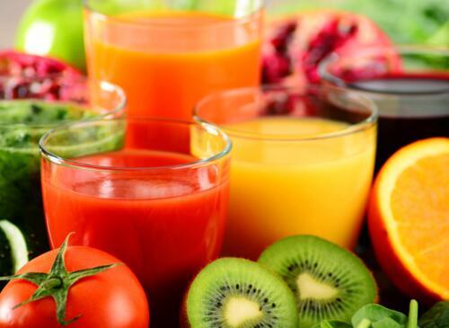 蔬果变成蔬果汁 流失了哪些营养