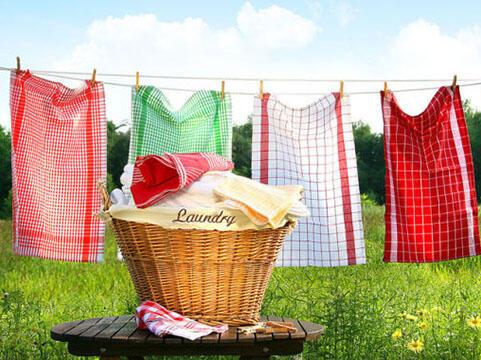 比洗衣店还厉害,22个实用洗衣小技巧
