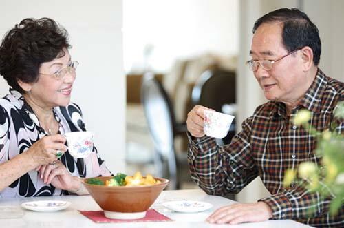 胃口与死亡率有直接关联  老人胃口好更长寿