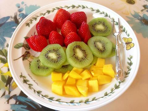 经期蔬果别乱吃,要分体质来