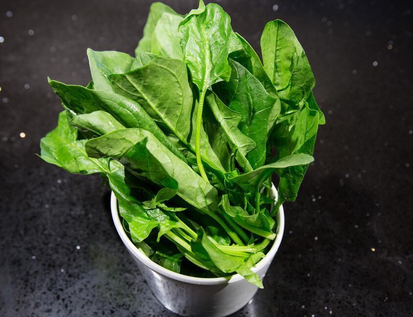 春天适合吃菠菜 别和这些一起吃