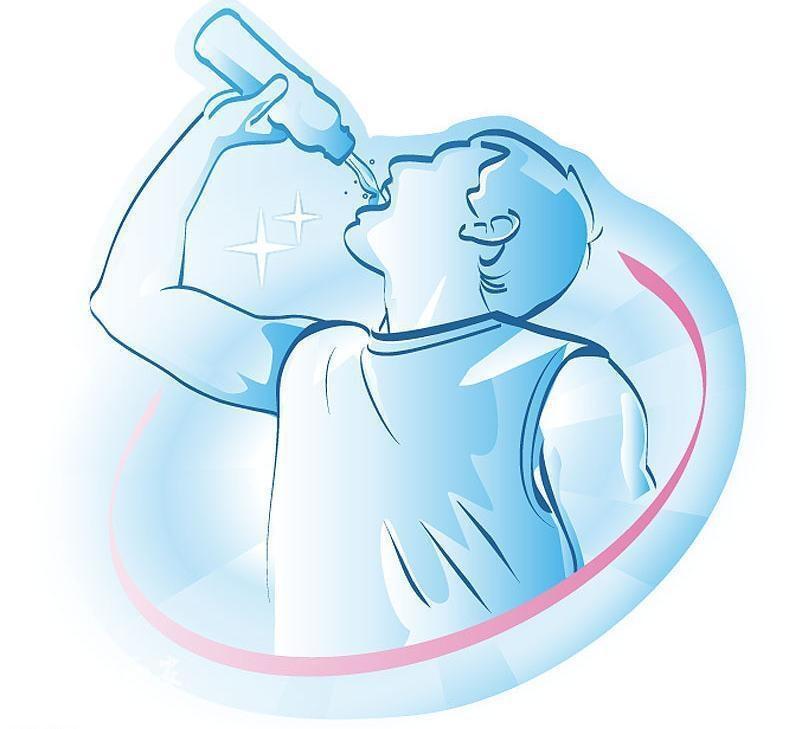 喝水学问大!做这些事后更应补水