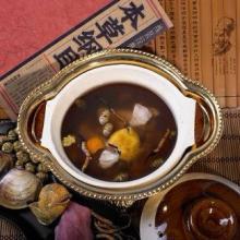 西洋参石斛炖瘦肉,熬夜族的养生汤