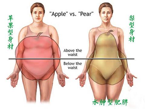 你是水肿型肥胖吗?知道为什么瘦不下来吗?