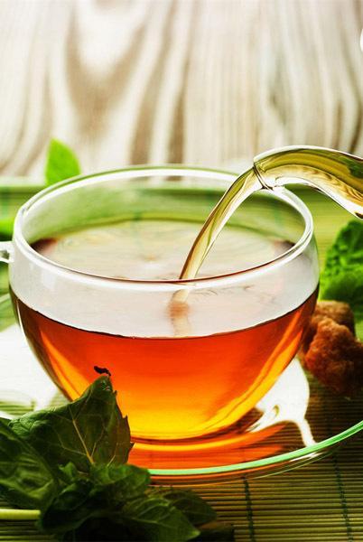 自制减肥茶:桑叶荷叶茶的做法