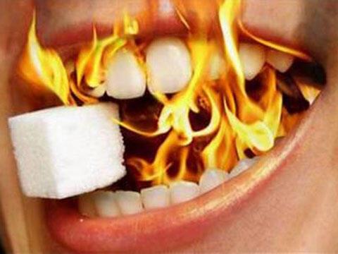 口腔溃疡、咽喉肿痛、风热牙痛,一个中医秘诀统统搞定