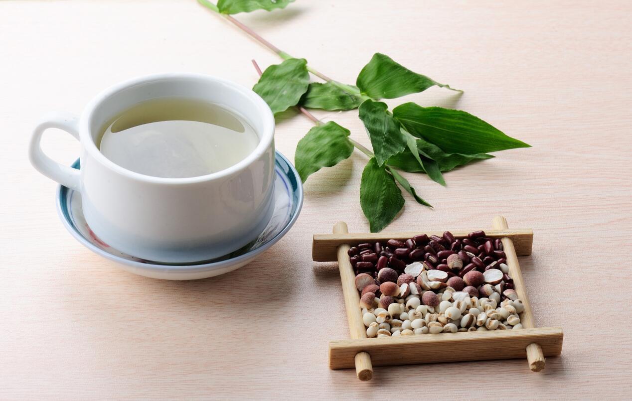 一杯祛湿茶,好气色靠它,祛湿就是这么简单