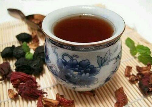 夏季最佳茶饮,能降肝火促消化,动手自己做吧