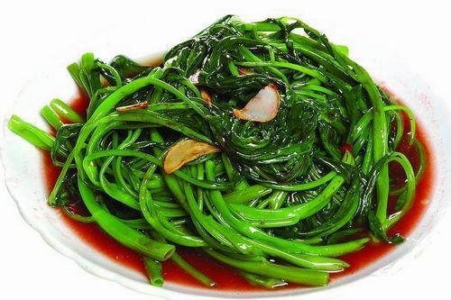 空心菜虽好,但不能和3种食物吃,影响健康