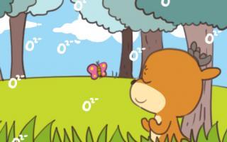 【漫画】巴马的空气——木