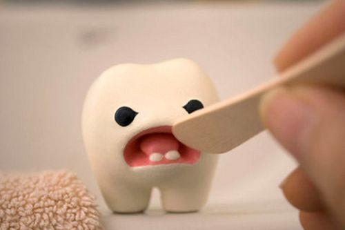 别追求白牙齿,黄牙齿才是健康的