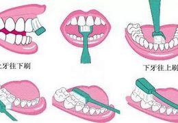 关注牙齿健康,跟医生学刷牙