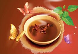 秋燥润肺养生试试四款养生茶